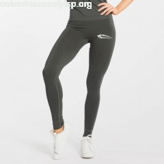 Women Legging/Tregging Bold High Waist in grey z6I7Fcgh