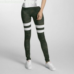 Women Legging/Tregging Booty in green YwN5tDJ0