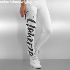 Women Legging/Tregging Daily Use in white RS1nWso0