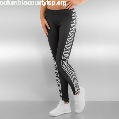 Women Legging/Tregging Dollar in black 0LtYCwYI