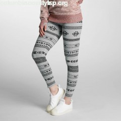 Women Legging/Tregging Mokig in grey CVrwq6gH
