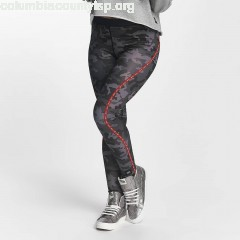 Women Legging/Tregging Sport Camou in black CcxqTad4