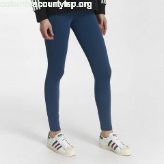 Women Legging/Tregging Trefoil Tight in blue t3QjKS8b