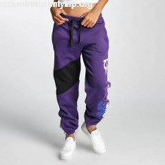 Women Sweat Pant Arise in purple VQqsCUJN