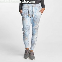 Women Sweat Pant Jimena in blue kJWGRO1q