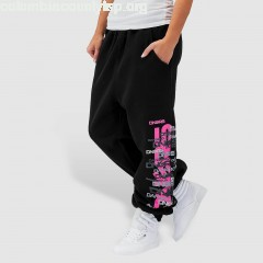 Women Sweat Pant Logo in black JjbilwJc
