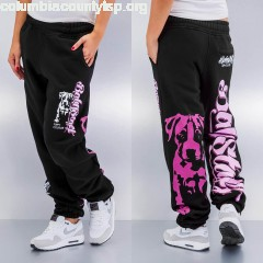 Women Sweat Pant Merah in black s8CfljtH