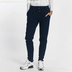 Women Sweat Pant New Carinna in blue OhboIxpi