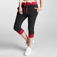 Women Sweat Pant Patsy in black FBI0P2t5