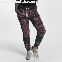 Women Sweat Pant Sick N Fuck in grey gi5lY1zk
