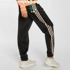Women Sweat Pant Tights Tonal in black BNmyMQBB