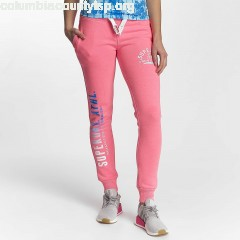 Women Sweat Pant Track And Field in pink 0Y3j5hZa