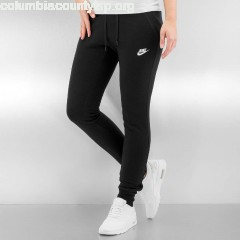 Women Sweat Pant W NSW FLC Tight in black GdkdMGZH