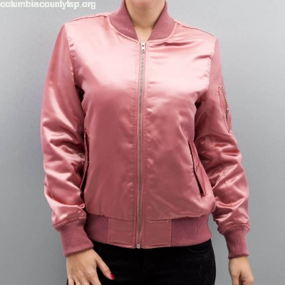 Women Bomber jacket Joyce in rose 4y4haRPi
