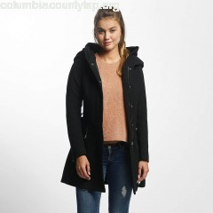 Women Coats onlNew in black XtLeoEd3