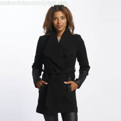 Women Coats vmCala in black W8dPYYA7