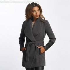 Women Coats vmCala in grey GLvJRxxl