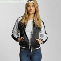 Women College Jacket 3 Tone Souvenir in black Cd0xQoV3