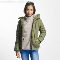 Women Lightweight Jacket Arianna in olive usiB2yOZ