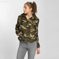 Women Lightweight Jacket Camo in camouflage UtcKB9sB