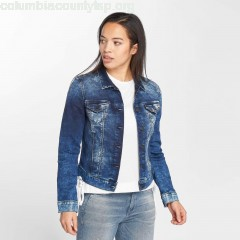 Women Lightweight Jacket Charlize in blue GccNR5Hc