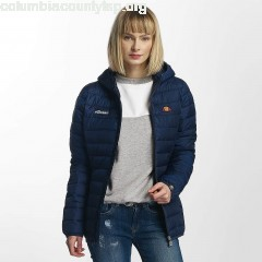 Women Lightweight Jacket Lompard Padded in blue 6oWOcQib