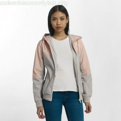 Women Lightweight Jacket Makkara in grey 7xCdTYn7
