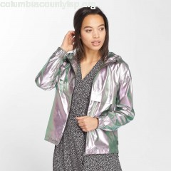 Women Lightweight Jacket onlCool in silver colored 0FHVmloX