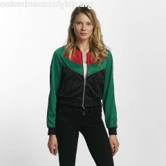 Women Lightweight Jacket Short Track in black e9zvr3pA