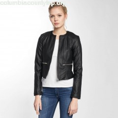 Women Leather Jacket jdyDream in black 3NIBGXnC