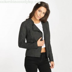 Women Leather Jacket onlAva Faux Leather Biker in black Sqxj4NsK