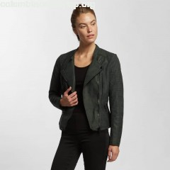 Women Leather Jacket onlAva Faux Leather in black MVVTnBne