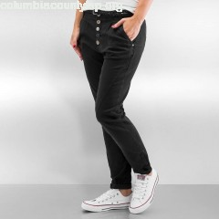 Women Chino Basic in black UVYgkm3q