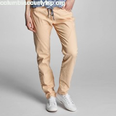 Women Chino Hope in orange nINNE978