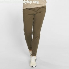 Women Chino onlPoptrash in olive iws5z355