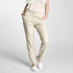 Women Chino VMMilo-Citrus in beige jA7xfPHY