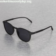 Sunglasses Arthur Polarized Mirror in black GyIKfZRE