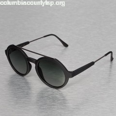 Sunglasses Retro Space Polarized Mirror in black xj56dT5n