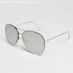 Women Sunglasses pcIsabella Beach in silver colored edzKLl2i