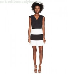 Boutique Moschino Color Block Dress I1nPOoMe