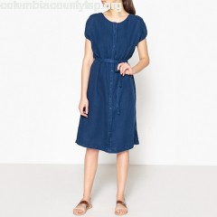 Line plain linen dress Harris Wilson gOuStvNo