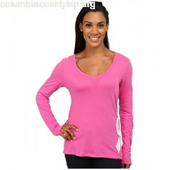 Columbia Tested Tough in Pink™ Graphic Long Sleeve Shirt Y8r0UpsF