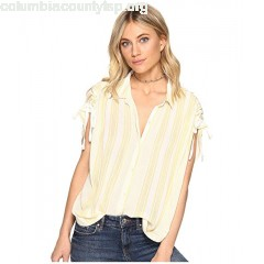 Free People Baby Blues Button Down 5NbfXDlN