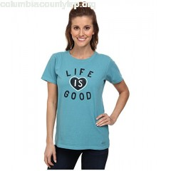 Life is Good Crusher™ Tee J5ufBtiL