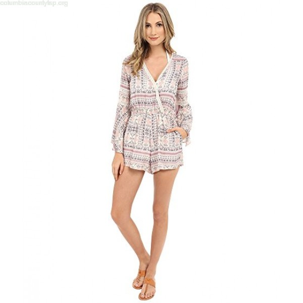 0cedbe23801 L Space Lovestruck Rimini Romper Cover-Up YQnPl9ra