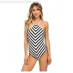 Seafolly Coast to Coast High Neck Maillot EG7ltFNW