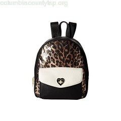 Betsey Johnson Turnlock Backpack TdGg6L8B