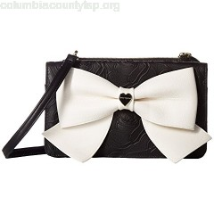 Betsey Johnson Bow Wos Crossbody UkrWarnl