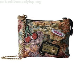 Betsey Johnson Brocade Crossbody ZK2Y7IAG