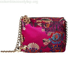 Betsey Johnson Satin Chinoiserie Crossbody WyBu3uUf